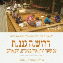 עמותת קבוצת רעות-בית ישראל