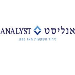 בית השקעות אנליסט